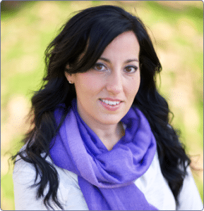 Nicole Burdock, Founder, GoPatch Motion Sickness Patch and GoPatch Menstrual Cramps Patch