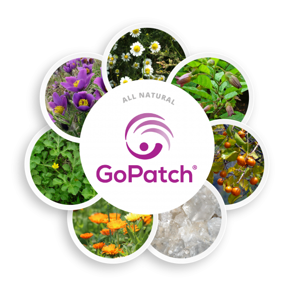 GoPatch all natural menstrual cramp patch