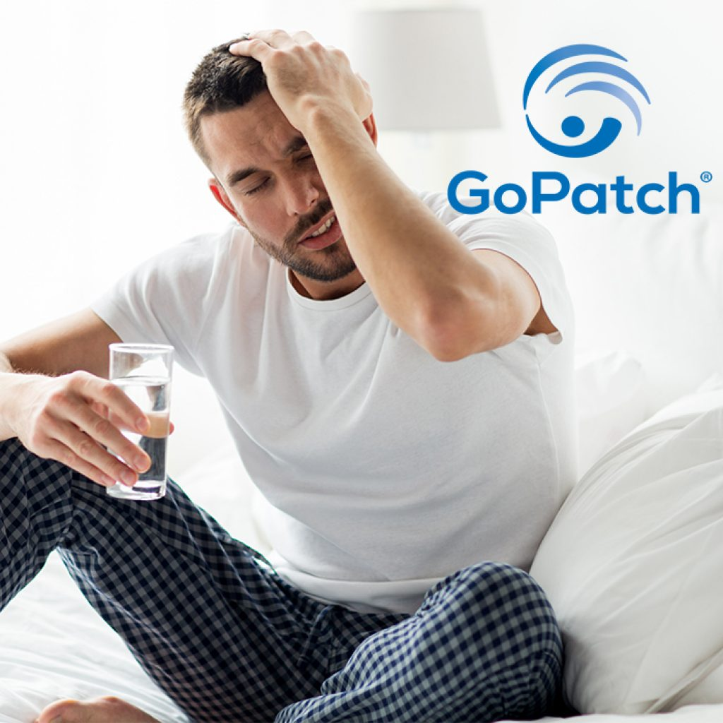 Hangover Relief Fast - GoPatch