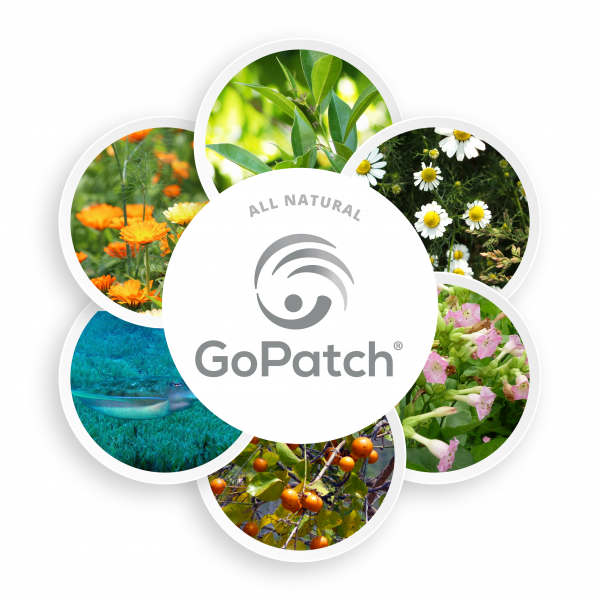 All Natural Go Patch