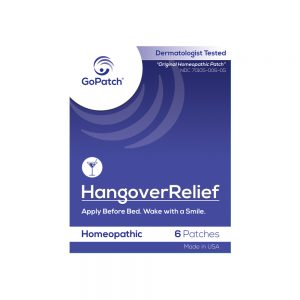 GoPatch Hangover Relief